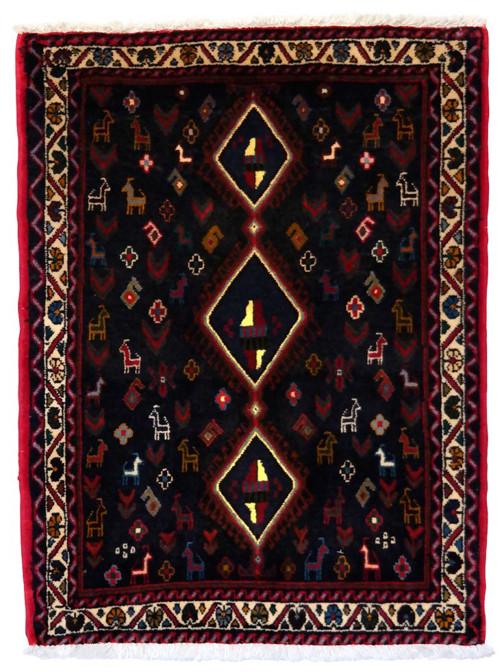 Abadeh - TFB 043   Size89 x 66 cm