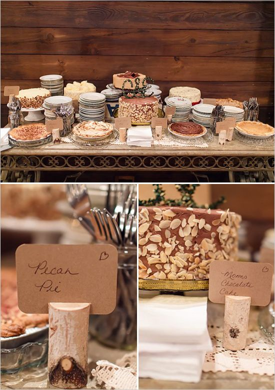 Best 25+ Wedding Pie Table Ideas On Pinterest | Pie Bar Wedding, Wedding  Pies And Pie Wedding Cake
