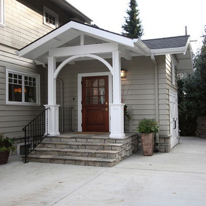Front Stoop Design Ideas, Pictures, Remodel, and Decor - page 13