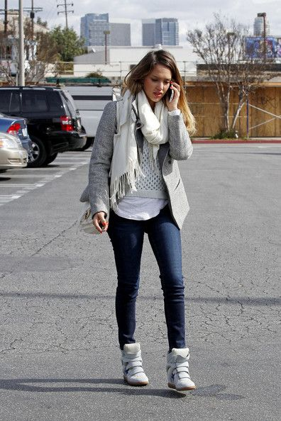 blue hour: Sneaker Wedges for Petite Girls - Short and Curvy