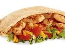 jack in the box /chicken-fajita-pita/ - Google Search