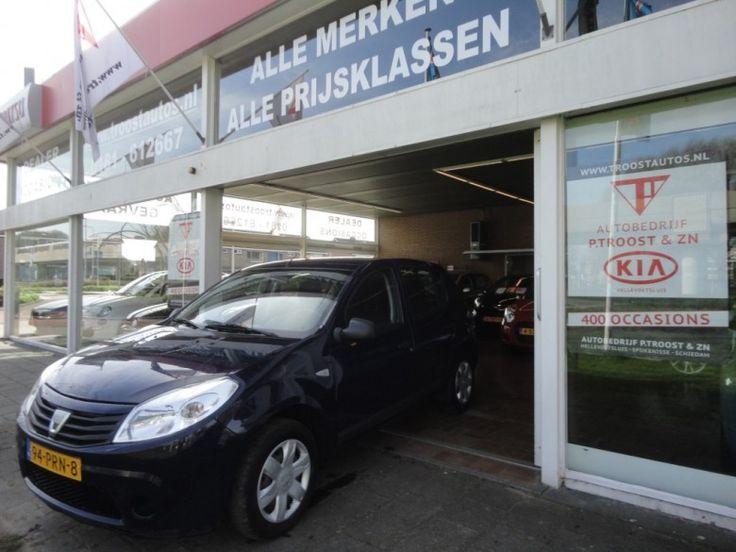 Dacia Sandero  Description: Dacia Sandero 1.2 AMBIANCE 5DEURS  Price: 103.26  Meer informatie