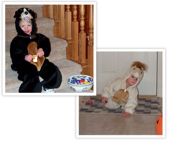 #Halloween Memories with My Oldest #kids #parenting via @Right Start Blog