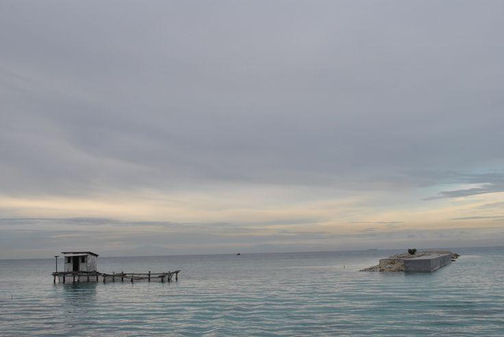 Fajar di Pulau Tidung, Kep. Seribu