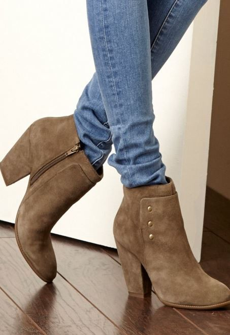 Booties from Sole Society