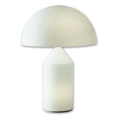 1979 compasso d 39 oro atollo 233 d lampada da tavolo vico magistretti oluce s r l design - Lampada da tavolo vico magistretti ...