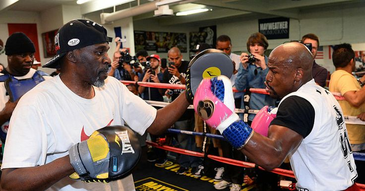 Roger Mayweather  Uncle/trainer of Floyd Mayweather Jr. reported missing