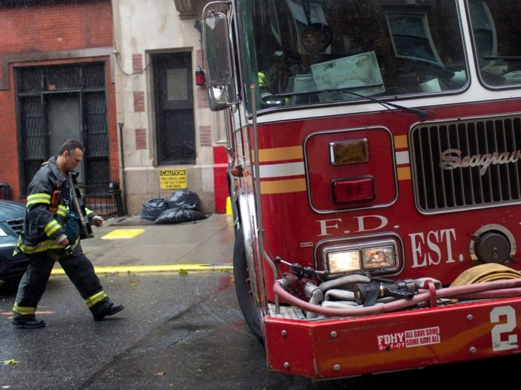 Breitbart rookie firefighter delivers baby on first shift