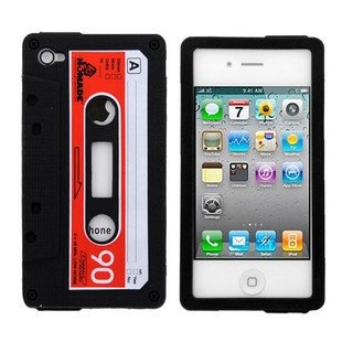 The tape cassette cell phone caseIphone Cases, Apples Iphone, Phones Cas, Iphone 4S, Cassette Cases, Cassette Tape, Iphone Covers, Iphonecases, Products
