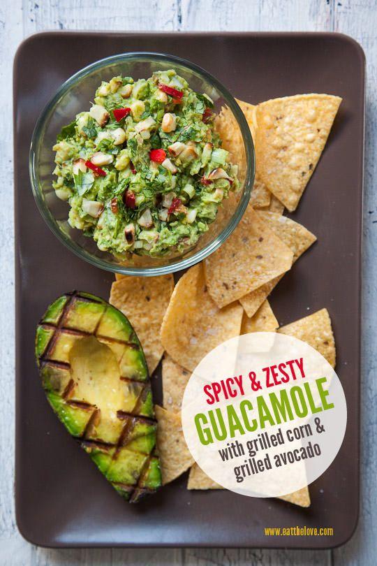 Spicy Guacamole Recipe, the best guacamole ever