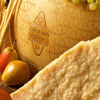 Grana Padano D.O.P. Parmigiano Reggiano  www.gustini.de