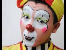 Resultado de imagen para maquillaje payaso
