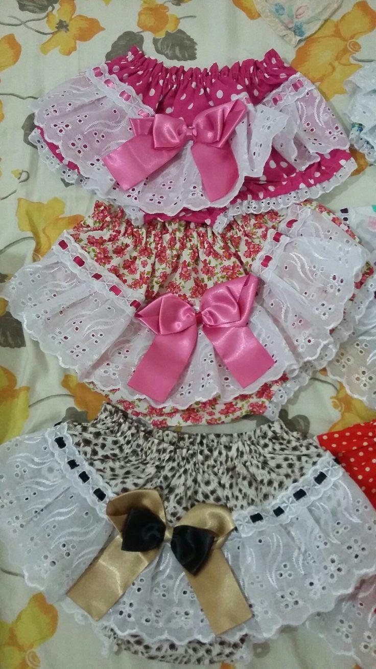 Calcinha de algodão para Princesa