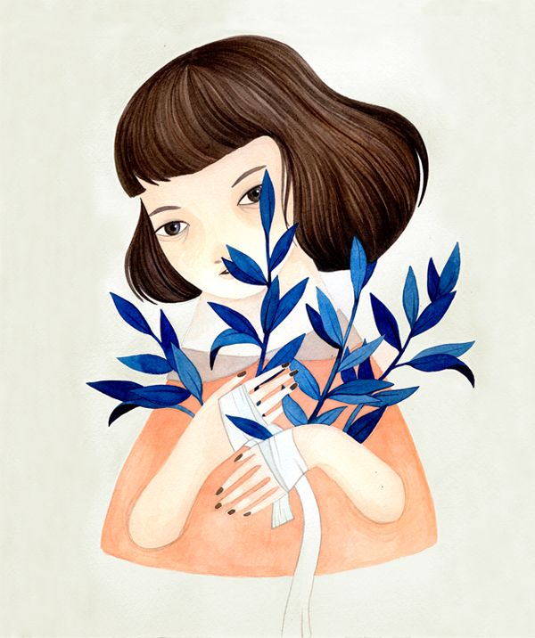 Ilustración. - Hilda Palafox