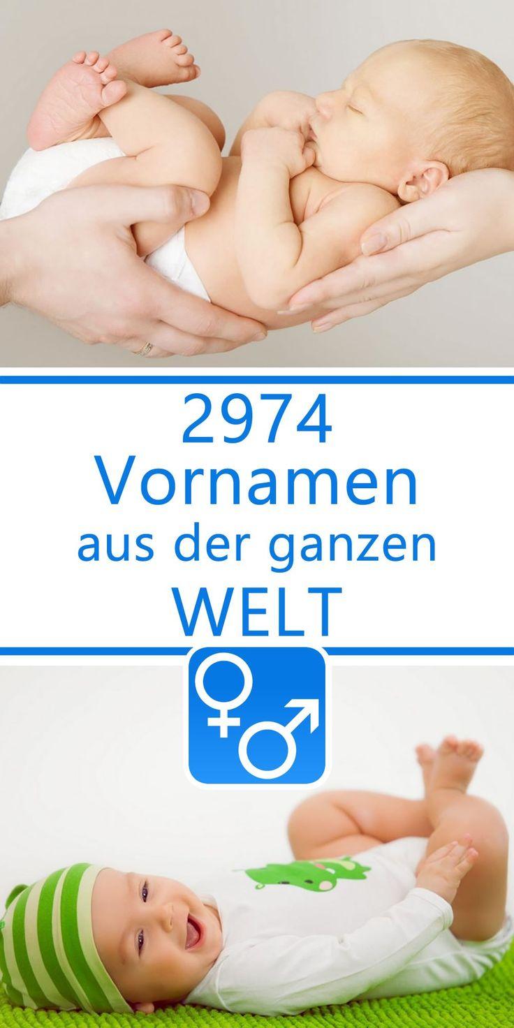 2974 handverlesene Babynamen von A bis Z