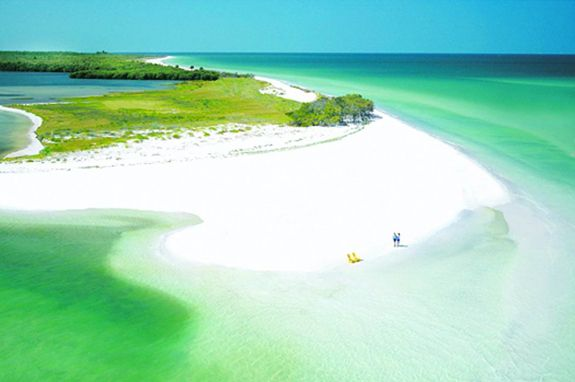 Caladesi Island State Park in Clearwater, Florida #florida