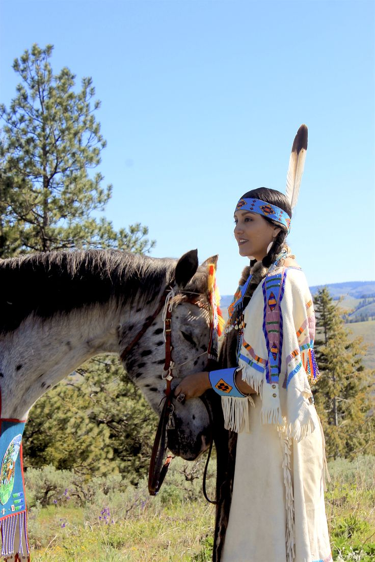 Pendleton Oregon | Native American | Katie Harris | Nez Perce Cayuse Umatilla Karuk tribes | Appaloosa Old Wallowa Band Herd | Photo By Deborah Harris