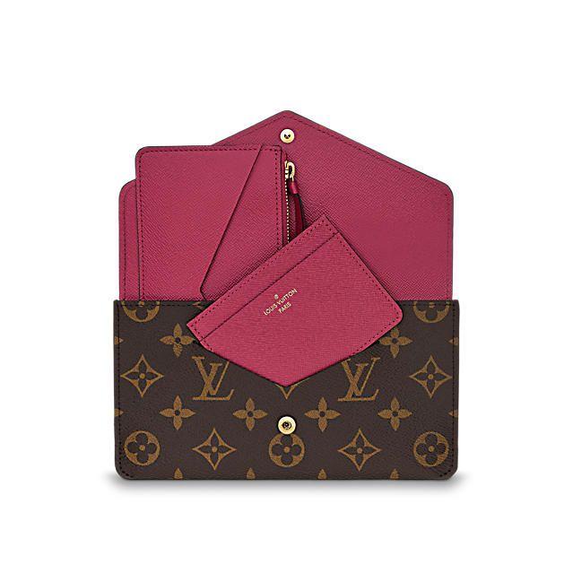 d3747d1a2177 Jeanne Wallet in 2019   Handbag Bucket List   Louis vuitton, Louis vuitton  wallet, Louis vuitton handbags