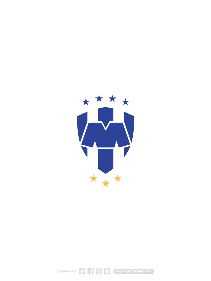 @Rayados de Monterrey Oficial • LigraficaMX 101213CTG(3)