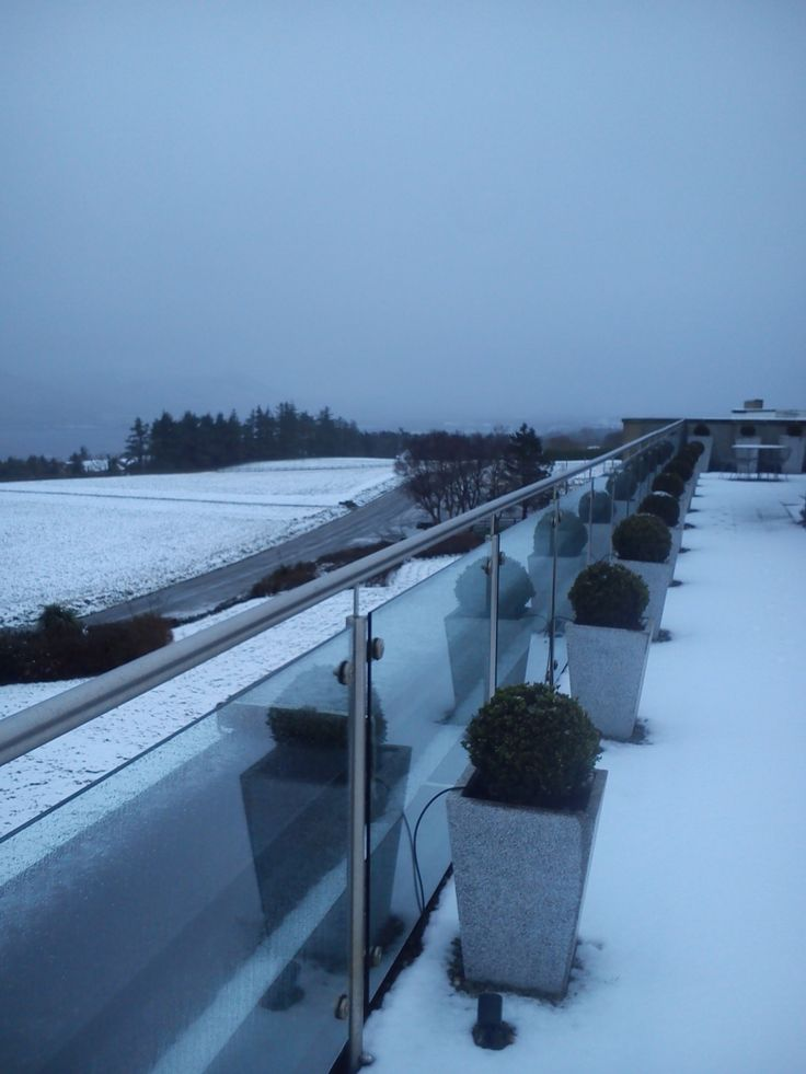 A view from our Penthouse terrace