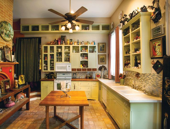 Merveilleux My Kitchen, Featured In New Orleans Homes And Lifestyles Magazine Fall 2012