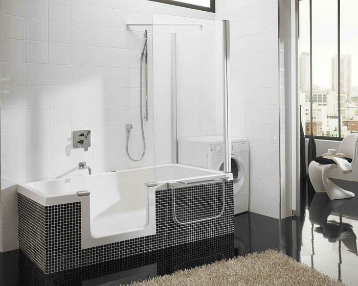 36 best Showers images on Pinterest Shower kits, Shower systems - design badezimmer luxus