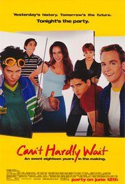 Can'T Hardly Wait Watch Online Vodlocker. Multicharacter teenage comedy about high school graduates with different agenda of life on graduation night.