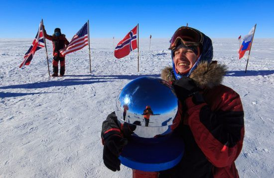 South Pole, Ski the Last Degree, 16 Days, Expedition