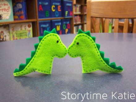 storytime katie: Two Little Dragons
