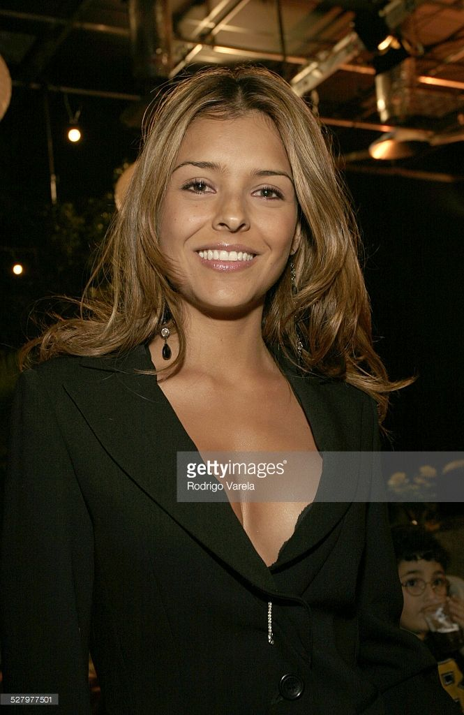 Grettell Valdez during Angel Rebelde Telenovela/Soap Opera Photocall at Fono Video Studios in Miami, Florida, United States.