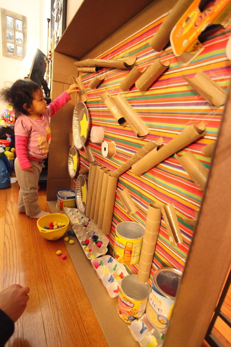 Tubeapalooza: Paper towel tube ramps... Taking it to the next level. Raid the recycle bin and give ramp options galore! (paper towel tubes, toilet paper tubes, egg cartons, pie tins, baby food snack containers, ribbon spools...)