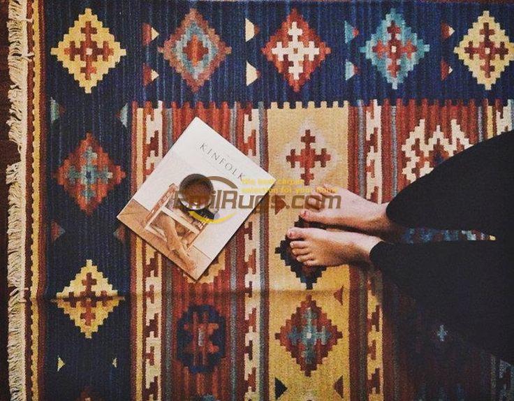 Купить товарNordic стиль ручной шерсти ковер/кили kilim ковры диван чайный столик мат gc137 20 в категории Коврына AliExpress. начать ручной шерстяные kilim ковры и элегантный гостиная кенгуру...US $320.00  японский стиль MUJI/jilimu ручной шерстя