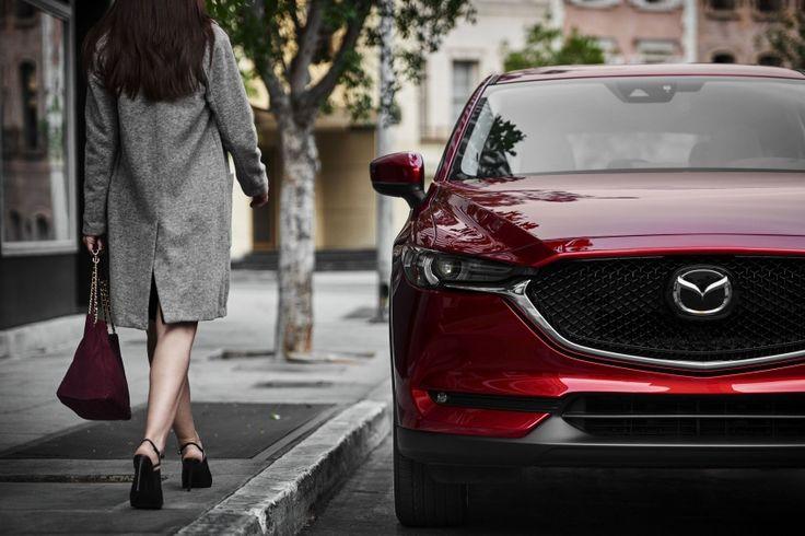 Ini Dia Wujud dan Spesifikasi Mazda CX-5 Terbaru