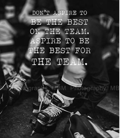 Team hockey