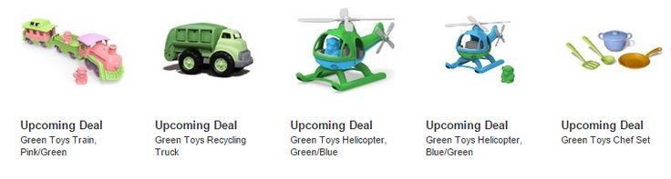 The Amazon 2013 Toy List is available now with the most popular toys on sale this season. They are featuring Lightning Deals every day with prices up to 40% off toys.