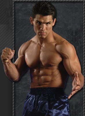 Frank Shamrock. A man with a good heart.