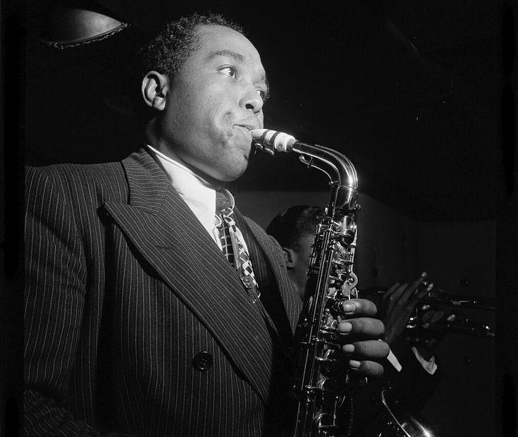 Charlie 'Bird' Parker (Sax, alto) @ All About Jazz