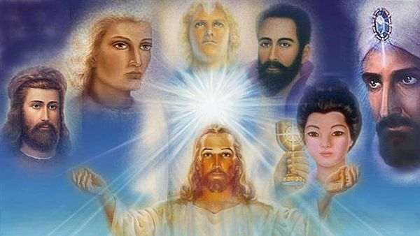 About The Ascended Masters
