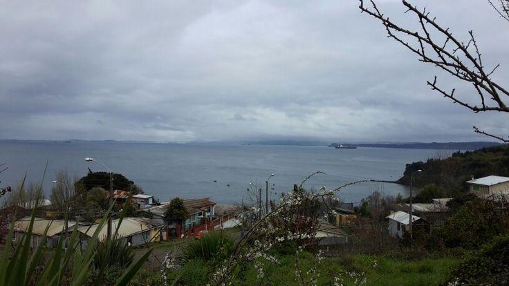 Invierno en Tomé