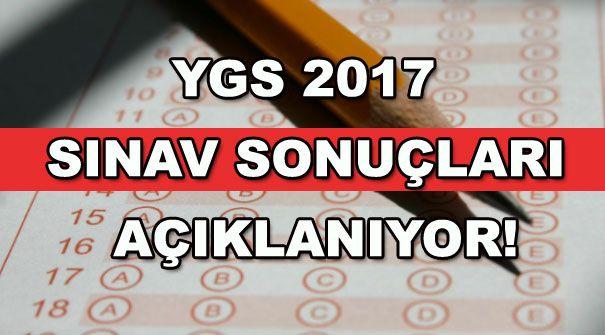 YGS sınav sonuçları için heyecan dorukta. Milyonlarca üniversite adayının 12 Mart'ta ter döktüğü YGS sınav sonuçları ÖSYM tarafından bugün erişime açılacak