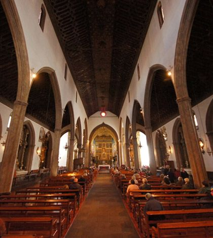 Diocese of Funchal celebrates 500 years - Religion - Diocese of Funchal celebrates 500 years - Religion - The Diocese of Funchal was created on June 12th, 1514, by Papal Bull Pro