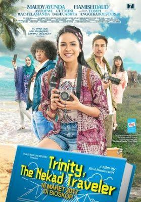 Trinity, The Nekad Traveler Poster