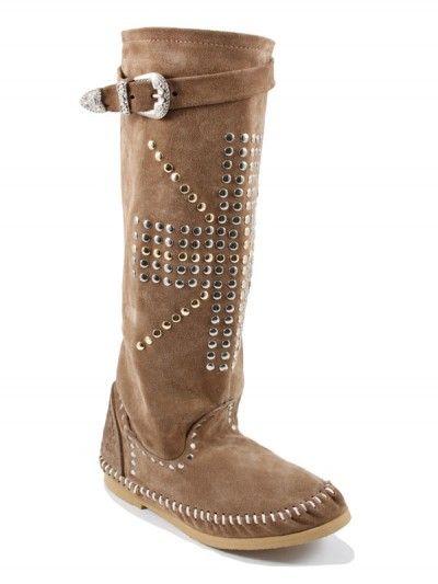 LdiR Indianini Terra støvler