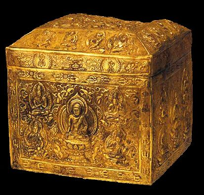 Reliquary Box, Tang Dynasty    In #China? Try www.importedFun.com for award winning #kid's #science  