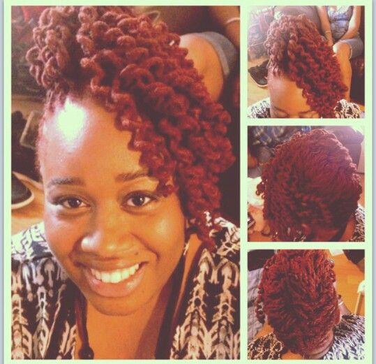 Natural Hair Locs Pinterest
