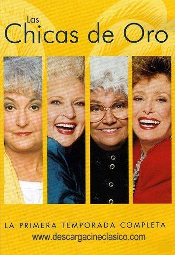 Serie emitida por la NBC, 1985 -1992. Las Chicas de Oro.