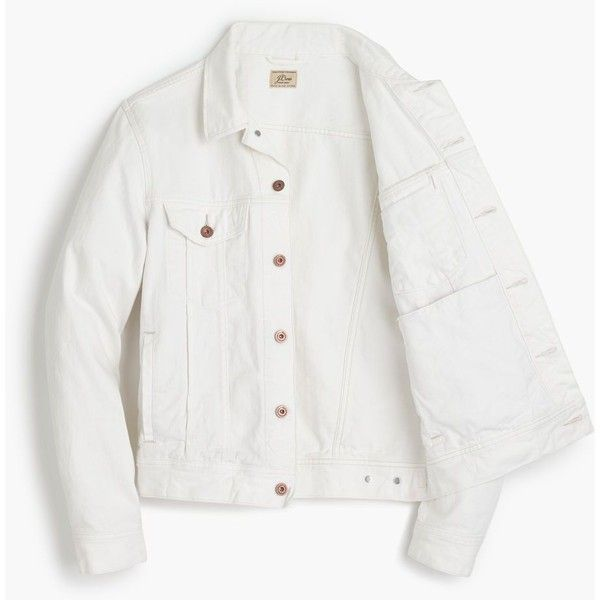 Best 25  White denim jacket mens ideas on Pinterest | Moto jeans ...