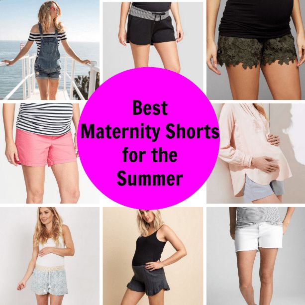 The best maternity shorts for the summer. Ideas for summer pregnancy clothes. #pregnancy …   – Cute Maternity Clothes