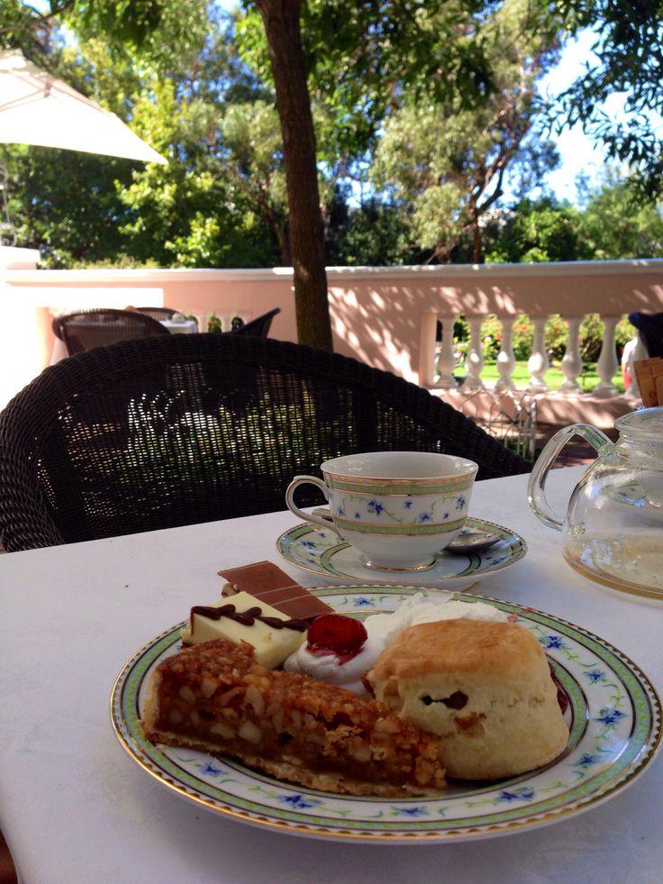 High tea@ Mount Nelson