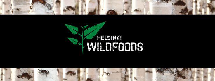 New logo!!! #helsinkiwildfoods
